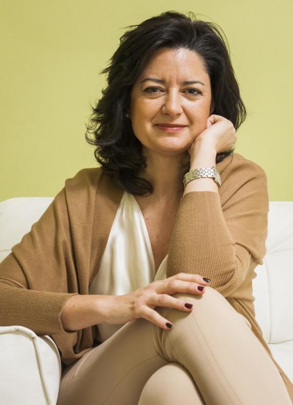 María Luisa Nevado Carbajo, abogado.                                                       © fotos Marcos Vega / 2015 www.photolounge.es